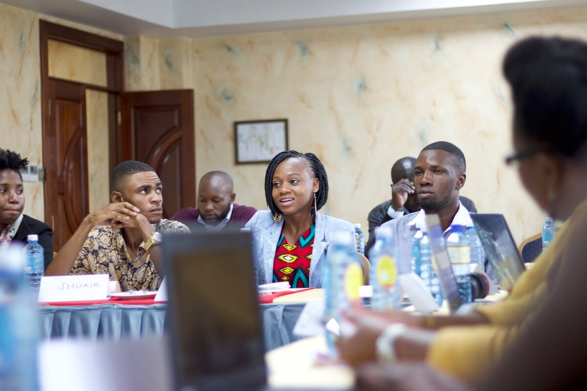 Kenyan youth advocates gather to refine a youth-friendly social accountability toolkit for ICPD+25 Programme of Action