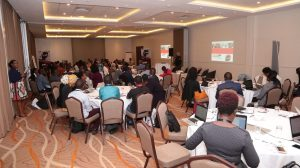 Getting Disruptive: Step Up Campaign Write-shop on Reducing Teenage Pregnancies in Kenya