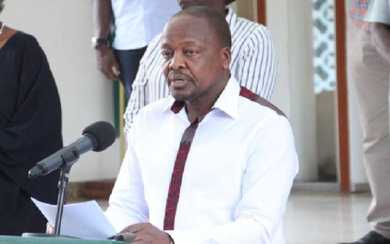 CS Kagwe: The youth must join fight against coronavirus to save nation