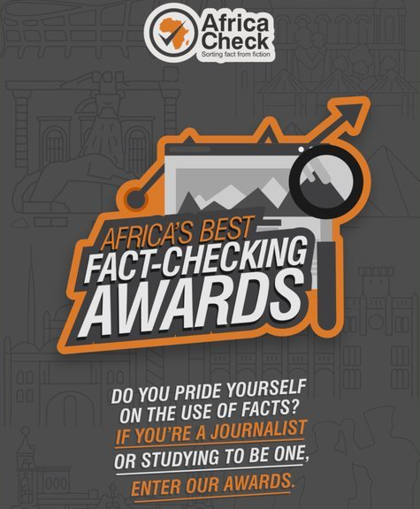 African Fact-Checking Awards 2020 for Journalistic Excellence in Africa
