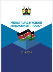 Kenya's Menstrual Health Management Policy and Strategy