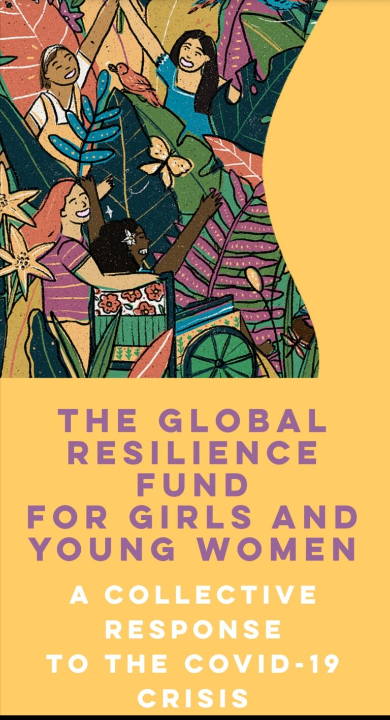THE GLOBAL RESILIENCE FUND FOR GIRLS AND YOUNG WOMEN