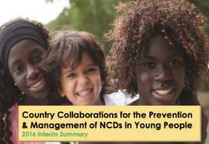 Country Collaborations for the Prevention & Management of NCDs in Young People