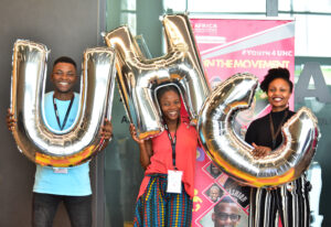 SHOWCASING HOW YOUTH AND SELF-CARE ARE ESSENTIAL FOR THE ACHIEVEMENT OF UHC.